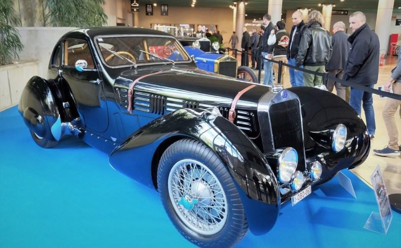 """Delage D6-70 """"Berlinette Le Mans Replica"""" 1936"""