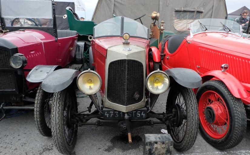 Cyclecar Fournier 1923