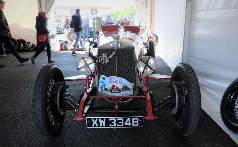Alfa Roméo RL TF 1924