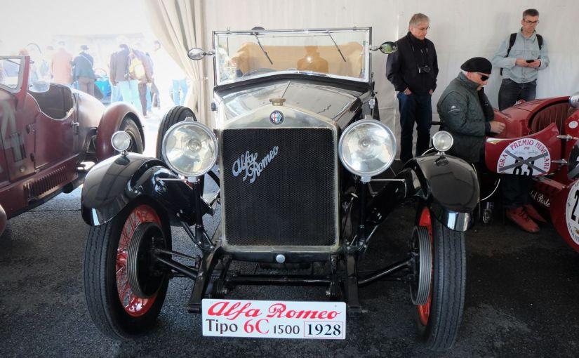 Alfa Romeo 6C Cabriolet 1928