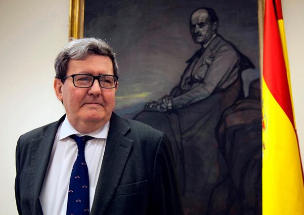 Resultado de imagen de foto oficial del director instituto cervantes madrid