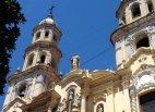 Eglise San Pedro Gonzáles ©Clémence de Sagazan