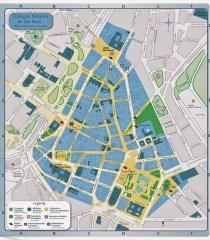 Mapa centro SP