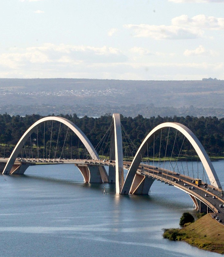 Lago Sul, Brasília, DF, Brasil 24/7/2015 Foto: Toninho Tavares/Agência Brasília (cc-by-2.0.)