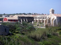 Hospital Isla del Rey (Mahón)