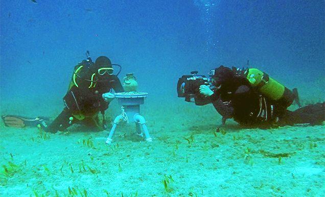 El 3D llega al fondo marino