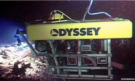 Así funciona el boyante negocio de los cazatesoros submarinos