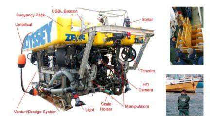 EL «mal uso» del ROV en la arqueología subacúatica