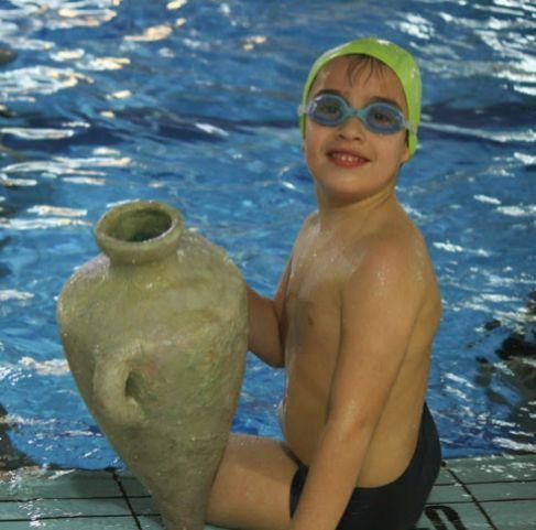 La primera simulación de excavación subacuática, en tu piscina.