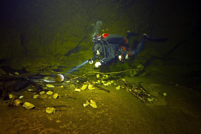 La arqueología subacuática del futuro está aquí