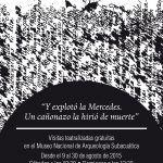 Nuestra Señora de la Mercedes, visitas teatralizadas en el ARQUA