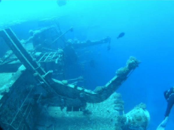 'España va a ir a por quienes destrocen el patrimonio subacuático, que es de todos'