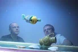 Nuevos robots subacuáticos que ayudan a los arqueólogos
