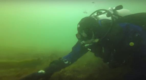 Un grupo de exploradores encuentran los restos del barco del primer zar ruso