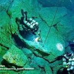 Encuentran restos prehispánicos en el Cenote San Manuel