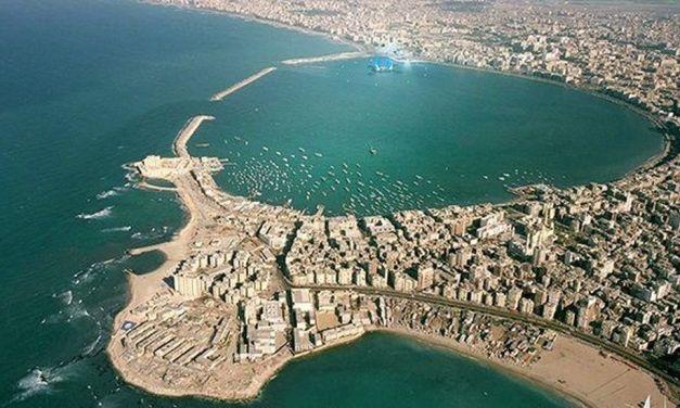 Egipto prepara un museo bajo el agua