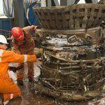 Amazon Founder Raises Apollo 11 F-1 Engines from Atlantic Ocean