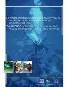 UNESCO Underwater Heritage Meeting in Copenhagen, Denmark.