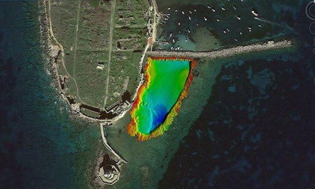 La bahía de Modona encierra todo el pasado de Grecia