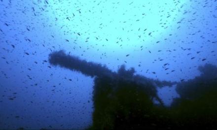 Hallado un submarino de la Segunda Guerra Mundial con 71 cuerpos a bordo