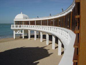Balneario de La Palma en Cádiz
