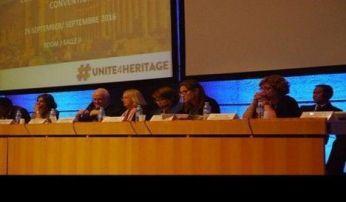 Imagen de la mesa en este encuentro internacional