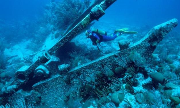 Riquísimo, el patrimonio arqueológico subacuático panameño