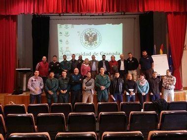 Se clausura con éxito el I Curso de Iniciación a la Arqueología Subacuática en el Campus de la UGR