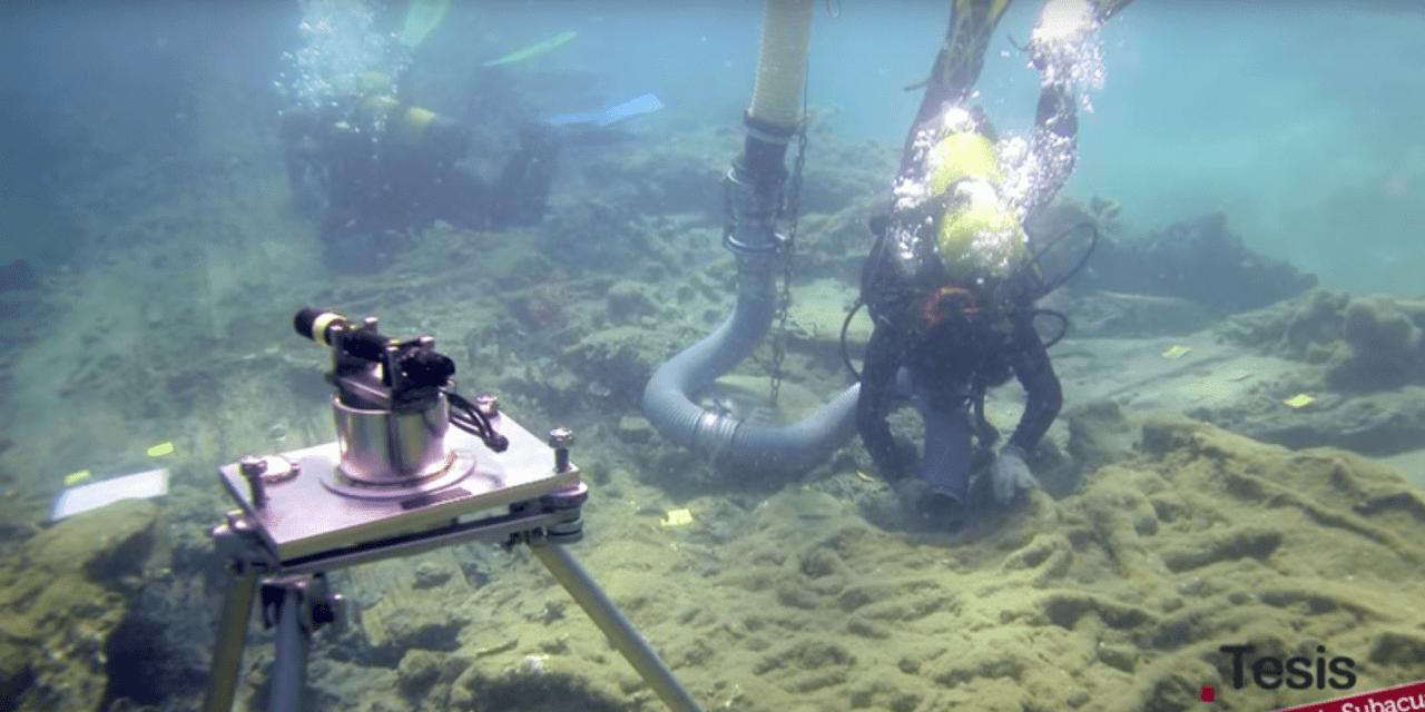Patrimonio Marino, Arqueología Submarina