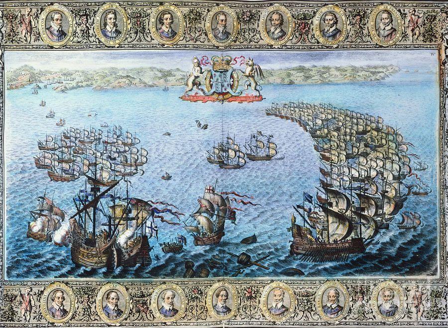El valor de la Armada sí es invencible en Irlanda // ForSEAdiscovery