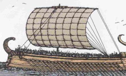 El Museo de Arqueología mostrará cómo era la navegación hace 2000 años. Navegants dels Aiguamolls