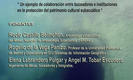 Burgos acoge la presentación nacional del hallazgo del eremitorio (visigótico) sumergido en el embalse de Buendía