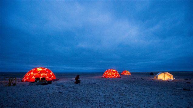 Los inuit, guardianes de la expedición Franklin