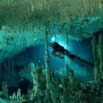 Hallan en México el sitio arqueológico sumergido más importante del mundo