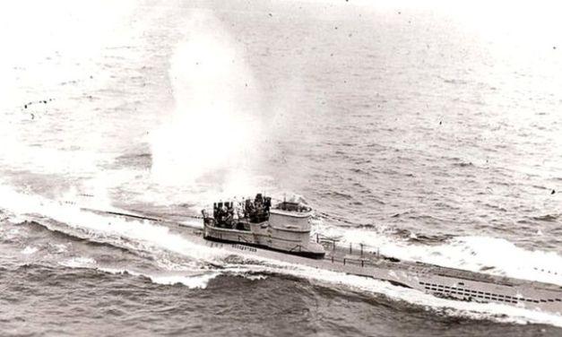 U-966, el submarino nazi hundido en la Segunda Guerra Mundial frente a las costas de Galicia cuyos restos acaban de ser encontrados