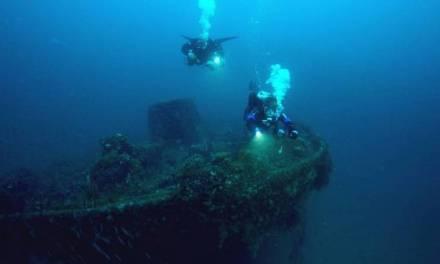'Hundidos', el tesoro submarino que TVE ha empezado a explotar