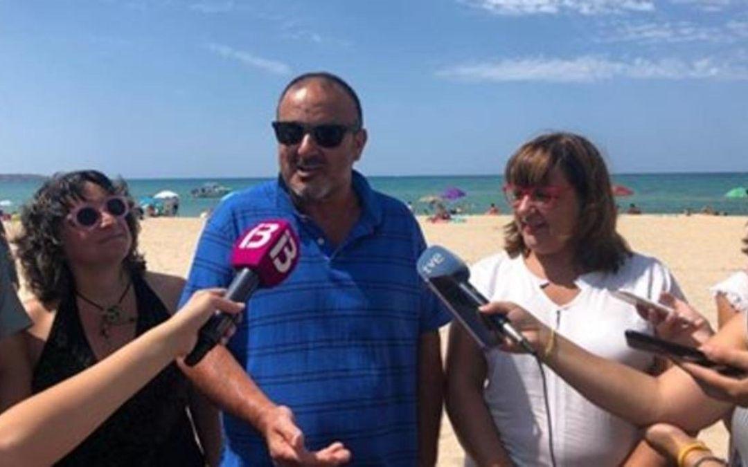 Un buceador encuentra por casualidad un barco romano de hace 17 siglos en una playa de Mallorca