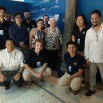 Funcionario  de Cultura de Paraguay se capacita en México sobre la Protección del Patrimonio Cultural Subacuático