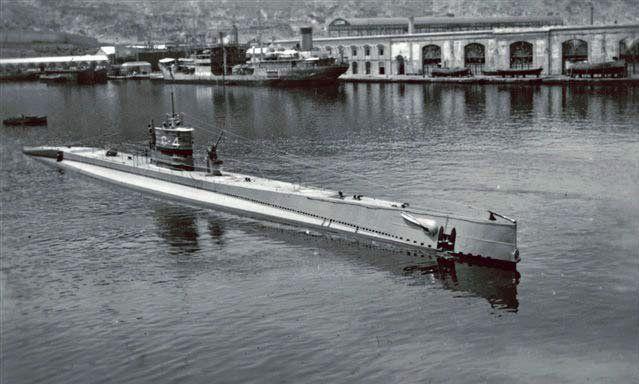 Correo submarino