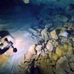 El misterio de la gruta subacuática con 200 ánforas