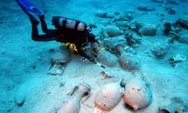 El famoso naufragio de Peristera será habilitado como museo submarino a partir del 3 de agosto