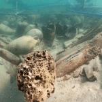 Un tesoro de más de 1.700 años encontrado en una playa de Mallorca