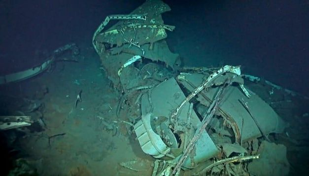 The world's deepest shipwreck has been fully surveyed