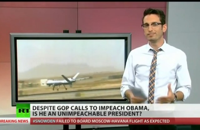 President Obama: Unimpeachable?
