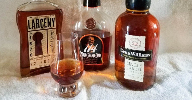 Affordable Bourbons Whiskeys review
