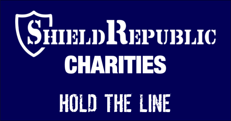 Hold the Line - Shield Republic Charities