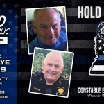 Hold The Line officer fundraiser Eula Hawkins