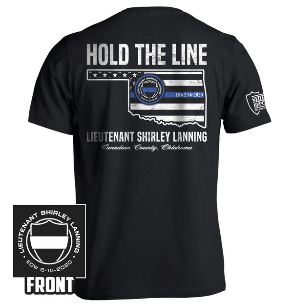End of Watch Lt. Shirley Lanning Fundraiser