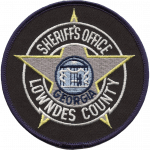 Lowndes County Sheriff's Office patch