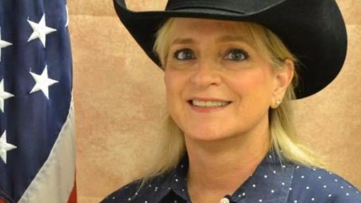 Thin Blue Line Fundraiser Lt. Shirley Lanning, Canadian, Oklahoma